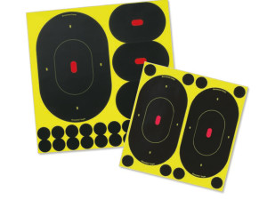 Cibles Shoot-N-C silhouette packs - Birchwood Casey