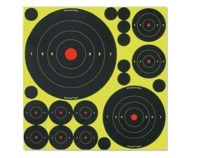 Cibles Shoot-N-C mix 50 cibles et pastilles