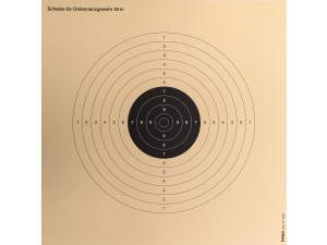 250 cibles T. A. R. 820 34 x 34 cm