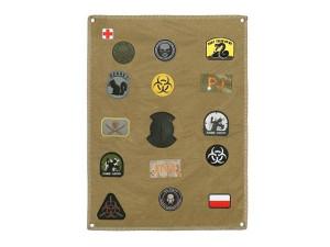 Bande VELCRO présentoir 15 patchs
