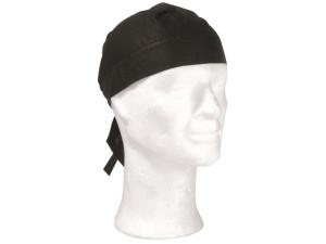 Foulard - bandana Noir
