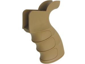 Pistol grip M4 type G27 tan - King Arms