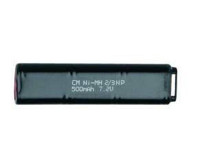 Batterie 7.2v 500 mah pour mod g18c