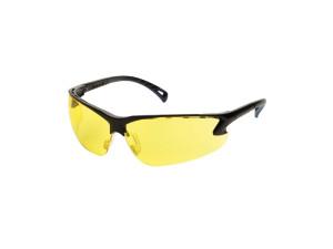 Lunettes de protection jaune & Noire