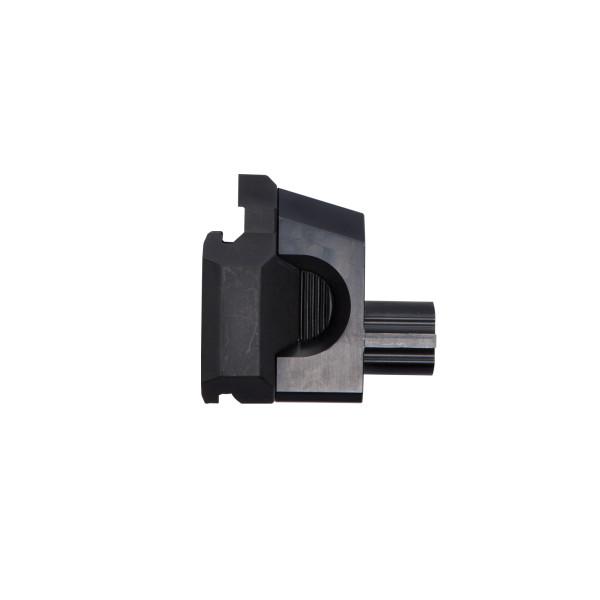 Adaptateur de crosse M4 cnc pour Scorpion Evo 3 A1 - asg