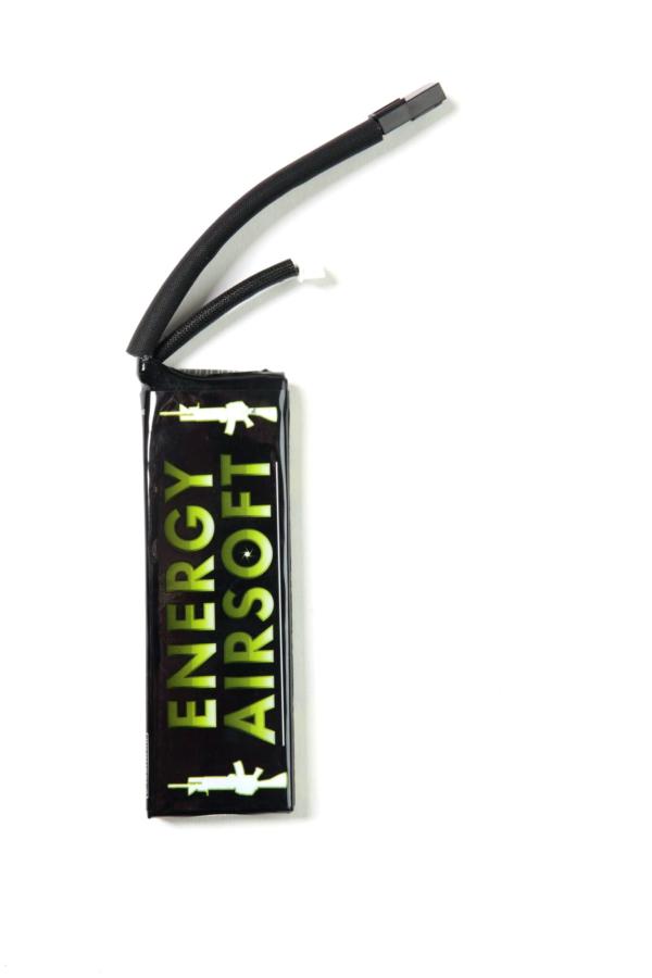 Batterie LiPo 7,4v 3450mah 20c solo5 - energy airsoft