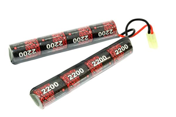 Batterie mini 9,6 v/2200 mah
