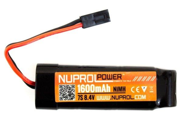 Batterie NiMh mini 8,4 v/1600 mAh