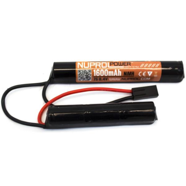Batterie NiMh 2 éléments 8,4 v/1600 mAh