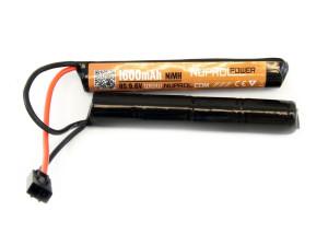 Batterie NiMh 2 éléments 9,6v/1600 mAh