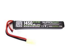Batterie LiPo stick 7,4 v/1450 mAh