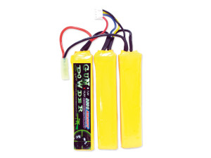 Batterie LiPo 11,1v 2200mah 3 sticks