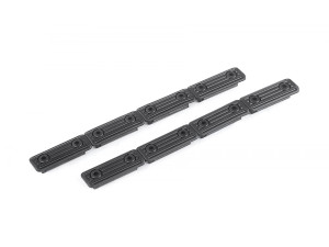 Kit de 2 caches rails m-lok - vfc