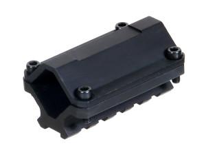 Rail pour Canon shotgun xls, 5 slots