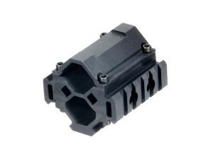 Rail pour Canon de Fusil a pompe