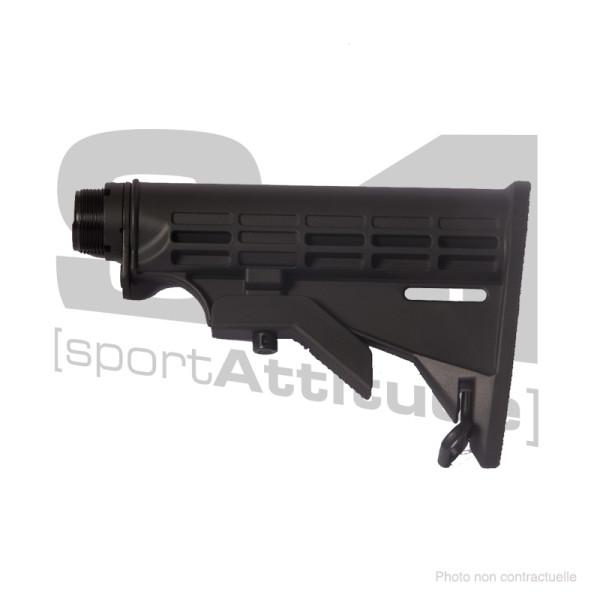 Crosse + tube AR15 pour M4 GBBR - UTG