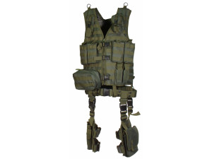 Gilet complet Ultimate tactical od green - UTG