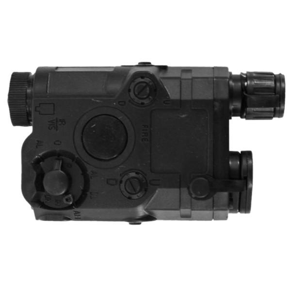 Boitier An/peq 15 noir - NUPROL