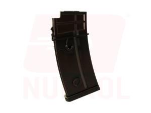 Chargeur mid-cap 130 billes pour G36 - Nuprol