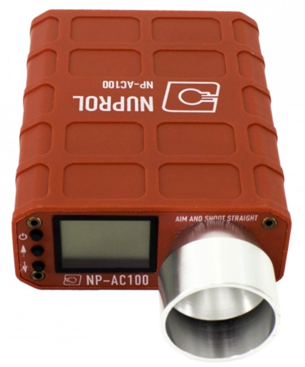 Radar Chrony AC100 - NUPROL