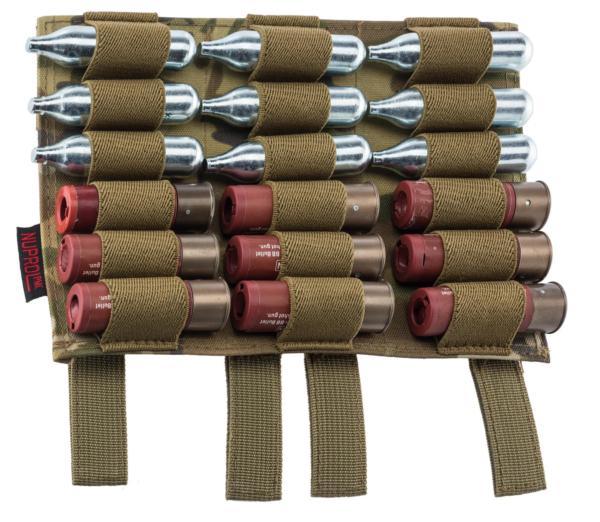 Pochette pmc shotgun shell camo np