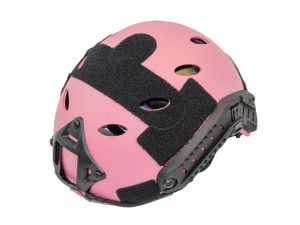Casque fast railed rose ce