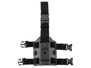 Support de cuisse pour holster de pistolet ou holster de chargeur Nuprol