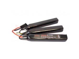Batterie LiPo 11,1 v 3000 mah nunchuck 20 c