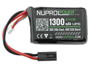 Batterie LiPo micro 11,1 v/1300 mAh