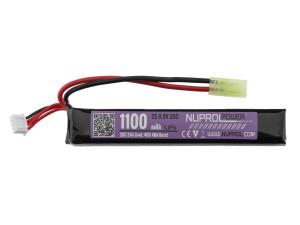Batterie Li-Fe 9,9 v 1100 mah 20c slim stick