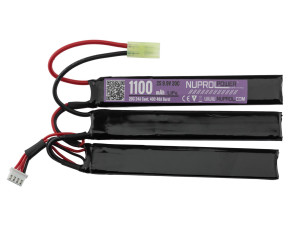 Batterie Li-Fe power 9,9 v 1100 mah 20 c nunchunck