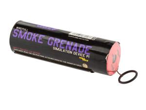 Fumigène à goupille violet - Enola gaye