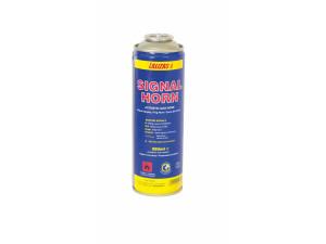 Recharge corne de brume à gaz 380 ml