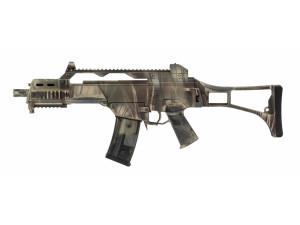 Rep AEG Hubert . 14 commando - BO manufacture