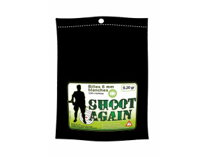 Billes 0. 20 g BIO sachet de 1 kg - Shoot Again