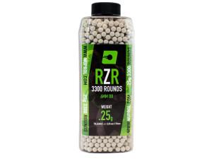 Billes RZR 0. 25 g bouteille 3300 bbs - NUPROL