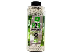 Billes RZR 0. 25 g BIO bouteille 3300 bbs - NUPROL