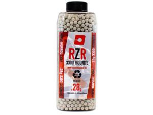 Billes RZR 0. 28 g BIO bouteille 3300 bbs - NUPROL