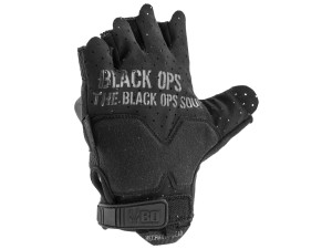 Gants / Mitaines BO - MTO fighter black
