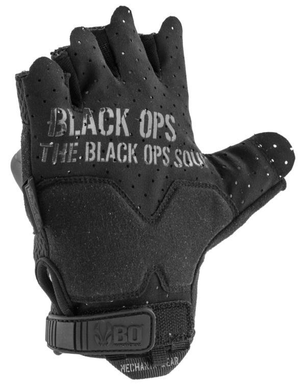 Gants / Mitaines BO - MTO fighter black