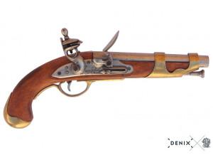 Réplique décorative Denix de pistolet de cavalerie français 1806