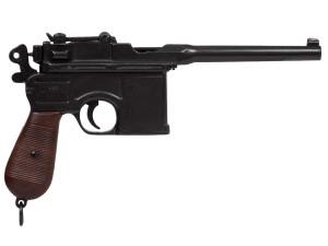 Réplique décorative Denix du pistolet allemand C96