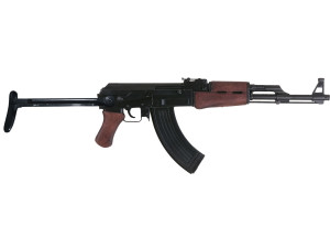 Réplique décorative Denix du fusil d'assault russe AK47 parachutiste