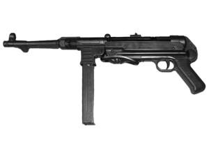 Réplique décorative Denix de la mitraillette allemande MP40
