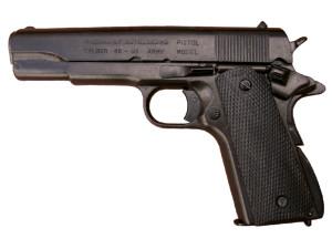 Réplique décorative Denix du pistolet américain M1911