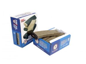 Pack de 5 chargeurs polymère tan/Noir mid-cap 120 coups pour M4 séries - G&G