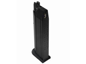 Chargeur pistolet ble alpha GBB à gaz 24 billes - ics