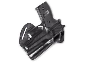 Etui cuir moulé pour Glock 17 / 19 - King Cobra