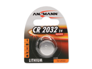 Pile CR2032 3 volts - Ansmann