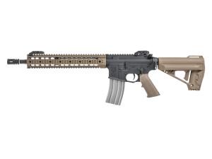 Réplique AEG vr16 fighter Carbine Mk2 Tan - vfc